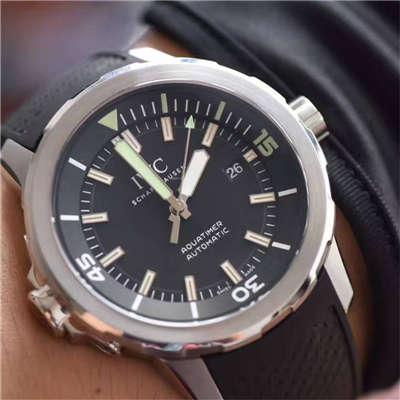 【独家视频测评1:1超A高仿手表】万国海洋时计系列CHRONOGRAPH计时IW329001腕表价格报价