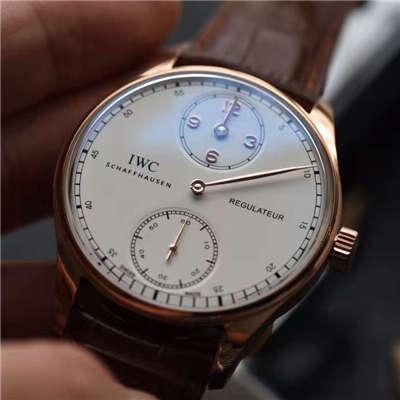 【YL厂顶级复刻高仿手表】万国葡萄牙系列IW544402腕表