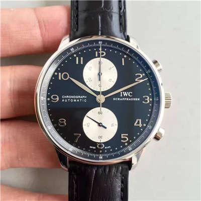 【ZF厂一比一精仿手表】万国葡萄牙系列葡计超薄升级版IW371404腕表价格报价