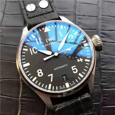 【ZF厂1:1顶级复刻手表】万国大型飞行员腕表系列IW500901腕表价格报价