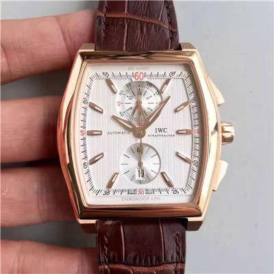 【ZF厂一比一高仿手表】万国达文西系列IW376411腕表价格报价