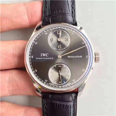 【YL厂一比一超A高仿手表】万国葡萄牙系列琼斯之剑IW544404腕表