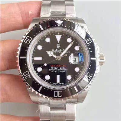 【N厂一比一复刻手表】劳力士V7特别版 美国殿堂级街头品牌SUPREME,与Rolex推出的订制版价格报价