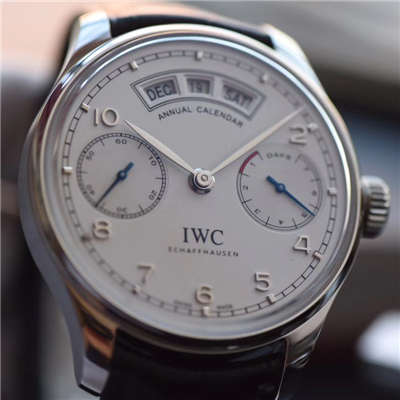 【YL厂一比一超A复刻手表】万国葡萄牙年历腕表系列IW503501万国年历腕表价格报价