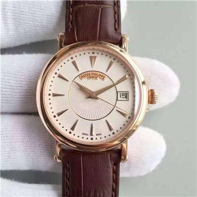 【HT1:1超A精仿】百达翡丽古典表系列5153R-001男士机械手表