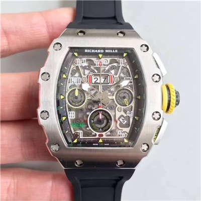【RM厂一比一超A高仿手表】理查德.米勒男士系列 RM 11-03 V2升级版腕表