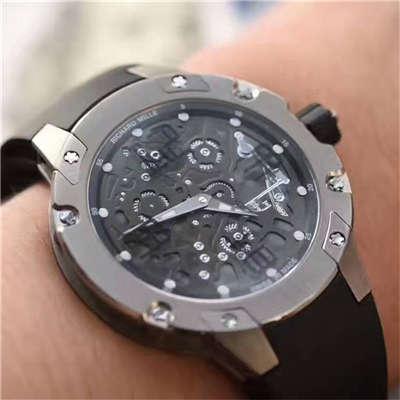 【独家视频评测SF顶级厂1:1复刻手表】理查德米勒男士系列RM 033 Ti腕表
