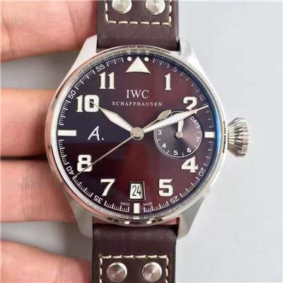 【ZF厂超A精仿手表】万国飞行员系列《圣艾修佰里系列》IW500422腕表价格报价