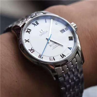 【SSS厂顶级1:1复刻手表】欧米茄碟飞系列431.10.41.21.02.001腕表价格报价