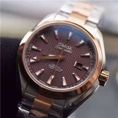 【HBBV6厂一比一超A高仿手表】欧米茄海马系列女装33毫米腕表价格报价