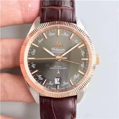【OF厂一比一超A高仿手表】欧米茄星座系列130.23.41.22.06.001尊霸年历腕表
