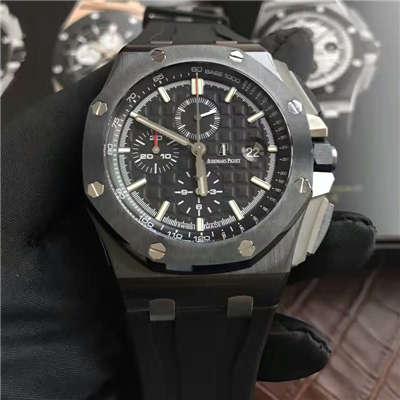 【JF厂一比一复刻高仿手表】爱彼皇家橡树离岸型系列26402CE.OO.A002CA.01腕表价格报价