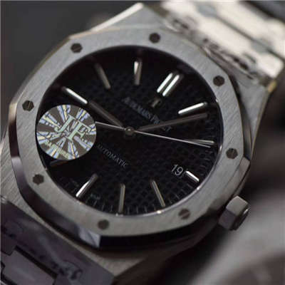 【视频解析】JF厂最高版本爱彼AP皇家橡树15450中性腕表-37MM/41毫米价格报价