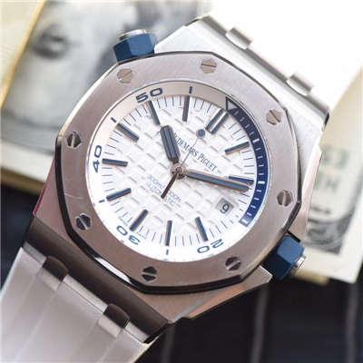 【JF厂一比一超A高仿手表】爱彼皇家橡树离岸型系列15710ST.OO.A010CA.01腕表价格报价