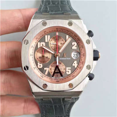 【JF厂顶级复刻手表】爱彼AP 皇家橡树离岸型系列价格报价