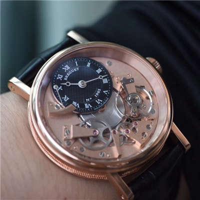 【SF厂一比一超A高仿手表】宝玑传世系列7057BR/R9/9W6腕表