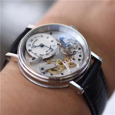 【独家视频评测SF厂一比一超A高仿手表】宝玑传世系列7057BB/11/9W6腕表