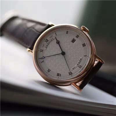 【FK厂1:1顶级复刻手表】宝玑经典系列5177BA/12/9V6腕表