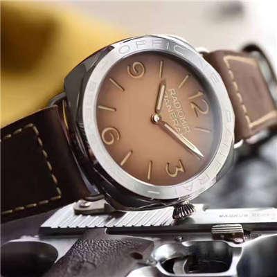【视频评测SF一比一超A精仿手表】复古神器沛纳海PAM00687手表价格报价