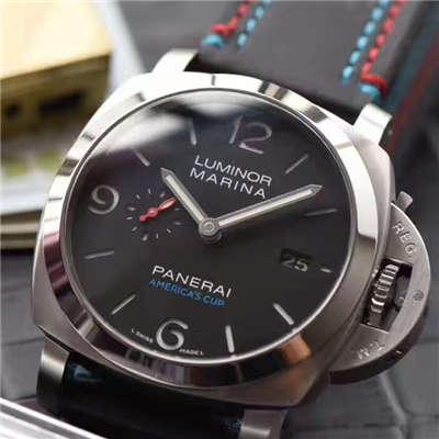 【视频评测SF厂1:1超A复刻手表】沛纳海LUMINOR 1950系列PAM00727腕表