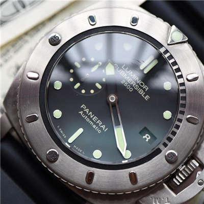 【视频评测NOOB厂一比一精仿复刻手表】沛纳海限量珍藏款PAM00364《敢死队同款》价格报价
