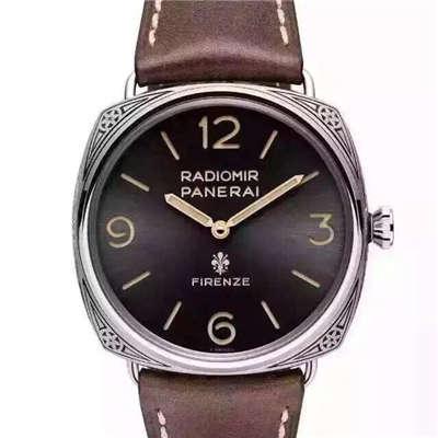 【视频评测SF厂一比一超A精仿手表】沛纳海RADIOMIR系列罗伦萨特别版PAM00604腕表