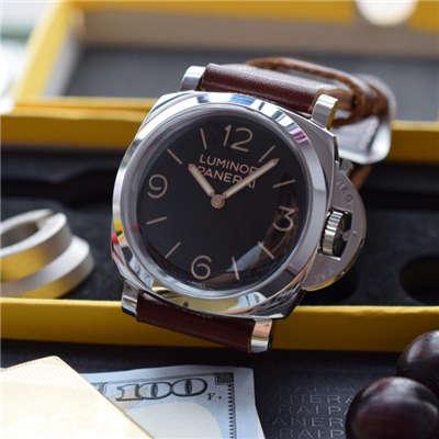 【视频评测SF厂1:1精仿手表】沛纳海LUMINOR 1950系列PAM00372腕表价格报价