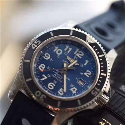 【视频解析N1:1超A高仿手表】百年灵超级海洋二代系列A17392D8/C910/228S/A20SS.1腕表