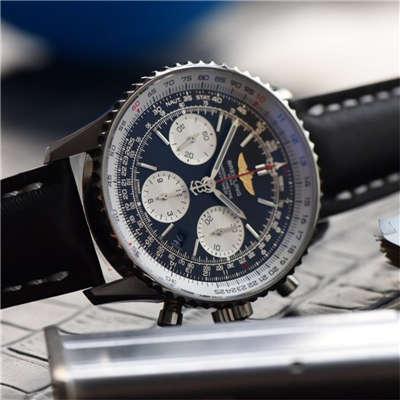 【JF厂超A厂1:1精仿手表】百年灵航空计时系列AB044121/BD24/443A腕表