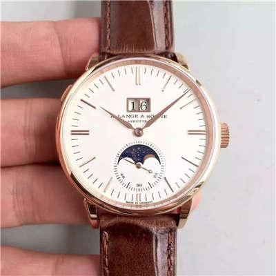 【GF厂1:1超A高仿手表】朗格萨克森系列384.032腕表价格报价