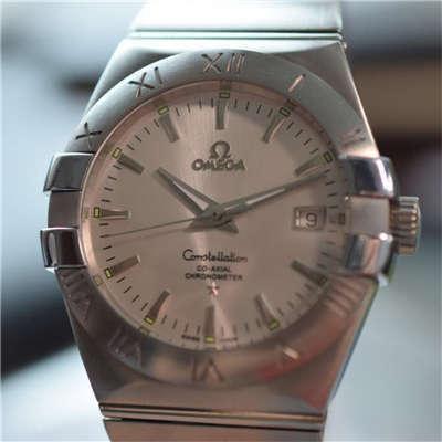 【HBBV6厂1:1超A高仿手表】欧米茄星座系列123.10.38.21.02.001腕表价格报价