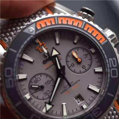 【OM厂一比一高仿手表】欧米茄海马系列宇宙海洋600米215.92.46.51.99.001腕表价格报价