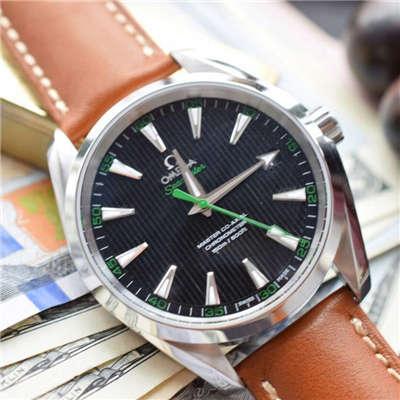 【KW厂一比一复刻精仿手表】欧米茄海马系列高尔夫231.12.42.21.01.003腕表价格报价