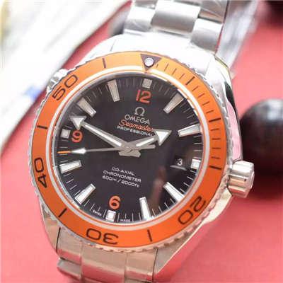 【KW厂1:1超A精仿手表】欧米茄海马系列232.30.42.21.01.002男士机械腕表价格报价