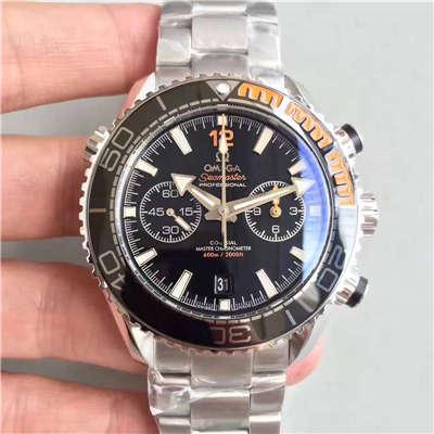 【视频评测OM厂顶级1:1复刻手表】欧米茄海马系列海洋宇宙600米215.30.46.51.01.002腕表价格报价