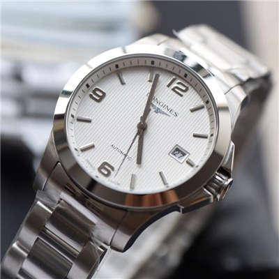 【视频评测YL厂一比一超A精仿手表】浪琴制表传统康铂系列 L2.785.4.76.6腕表