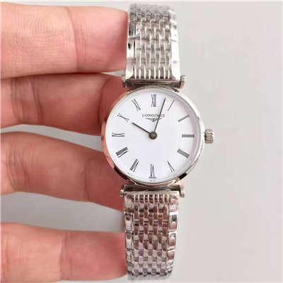 【MK厂一比一高仿手表】浪琴嘉兰系列L4.209.4.11.6女士腕表