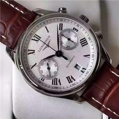 【TW厂台湾1比1超A高仿手表】浪琴制表传统名匠系列L2.629.4.78.3腕表
