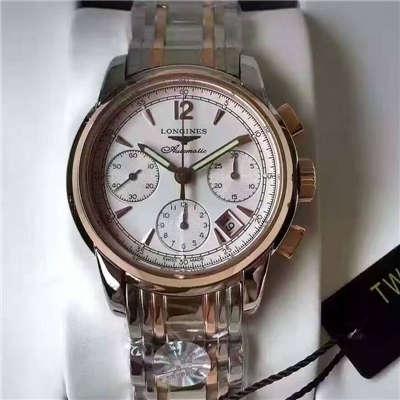 【TW台湾厂一比一超A高仿手表】浪琴索伊米娅系列L2.753.5.72.7腕表