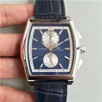 【ZF厂顶级复刻手表】万国达文西系列IW376404腕表价格报价