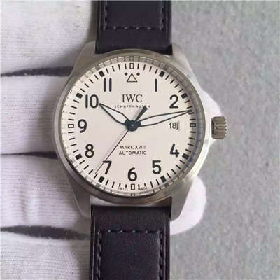【MK厂1:1超A高仿手表】万国飞行员马克十八飞行员腕表系列 IW327002腕表价格报价