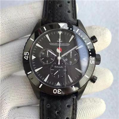 【台湾厂一比一超A精仿手表】积家极限运动大师深海传奇系列 2068570腕表价格报价