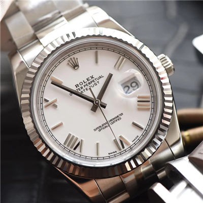 【N厂一比一复刻手表】高仿劳力士(ROLEX)日志型系列116333-72213黑罗机械男表价格报价
