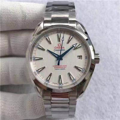 【KW厂超A高仿手表】欧米茄海马系列231.13.42.21.02.002机械腕表价格报价