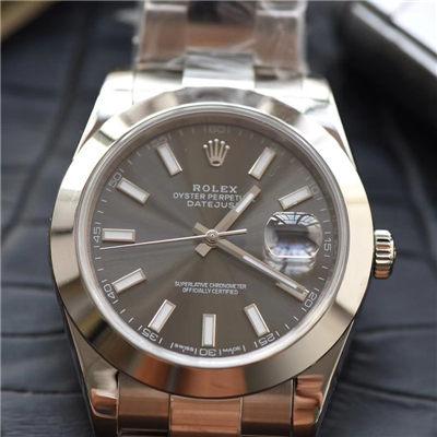 【N厂1:1超A复刻手表】劳力士日志型系列M126300-0008腕表