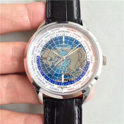 【台湾一比一精仿手表】积家地球物理天文台腕表系列Q8108420机械腕表价格报价