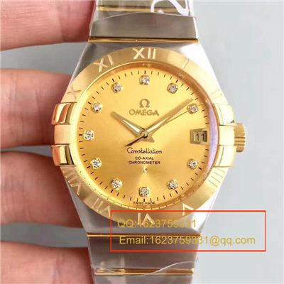 【SSS一比一精仿手表】欧米茄双鹰星座系列123.20.38.21.58.001腕表价格报价