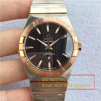 【SSS一比一超A高仿手表】欧米茄星座系列123.20.38.21.01.001腕表《多色可选》价格报价