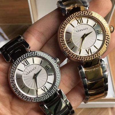 【香港原单 支持专柜验货】New!Original Versace,范思哲VNC系列石英女表价格报价