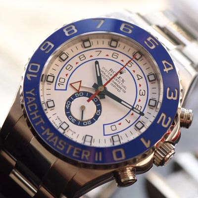 【JF厂1:1超A高仿手表】劳力士游艇名仕型系列116680腕表价格报价